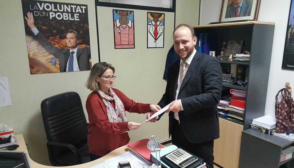 Albert Puñet opta a presidir el nou PDECat a Tarragona.