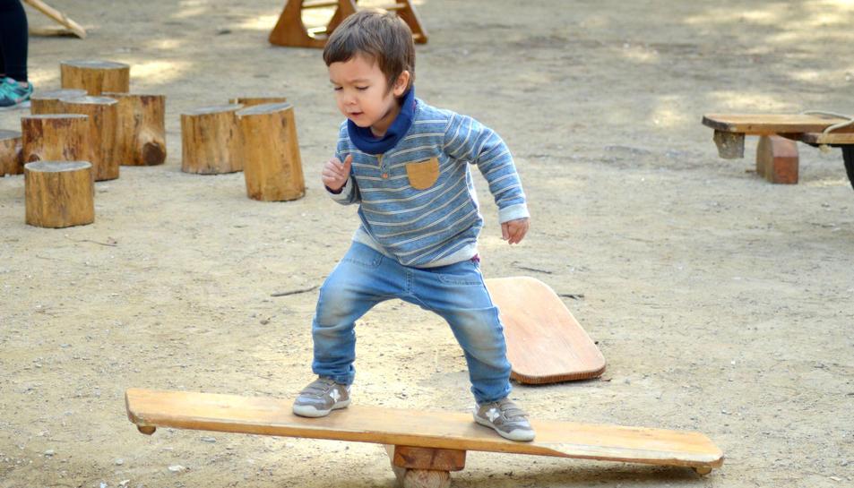 Juegos Tradicionales en motivo del Día de la Infancia