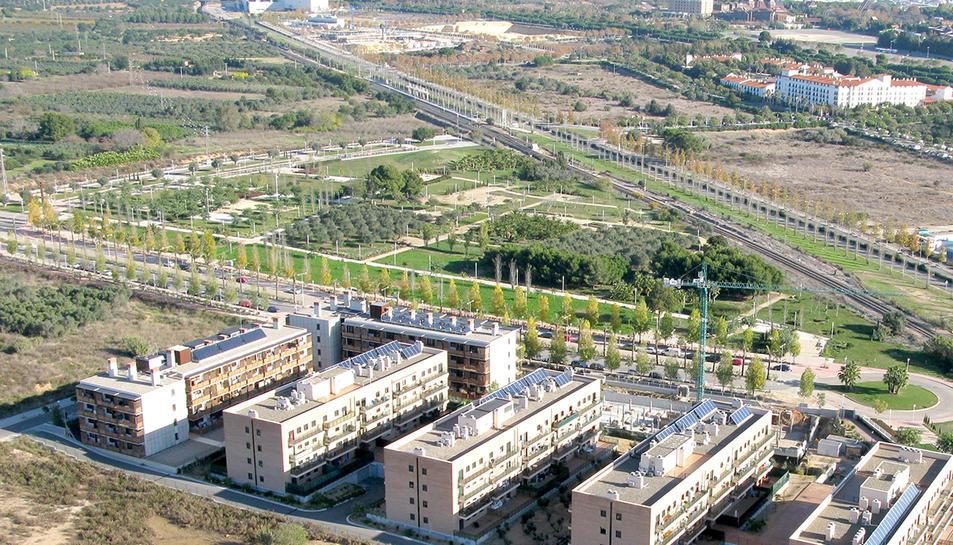 Salou es proposa créixer a l'entorn de PortAventura.