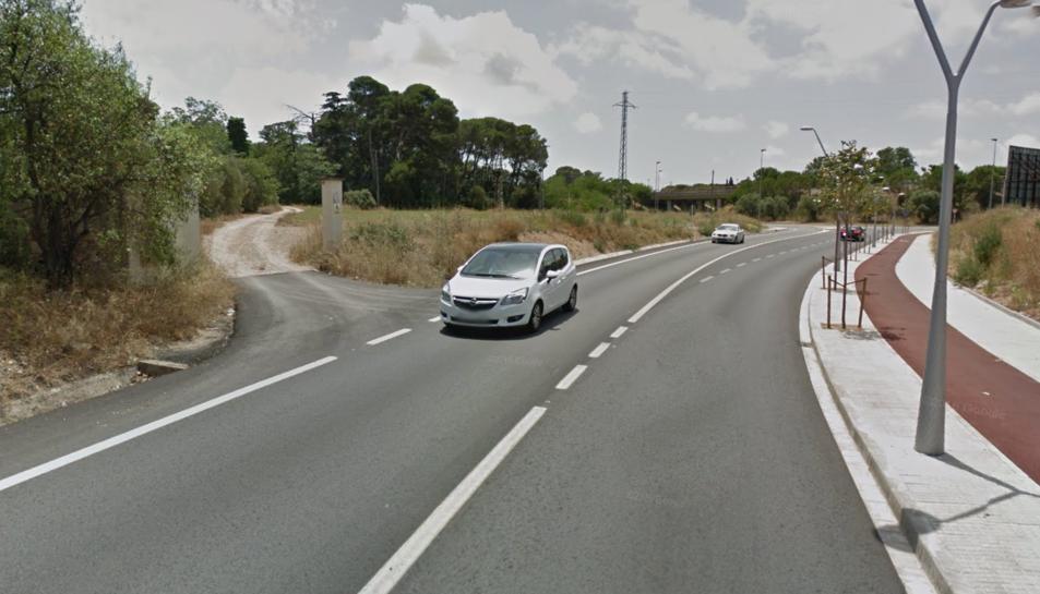 Els fets es van produir a la carretera TV-3141 a Reus.
