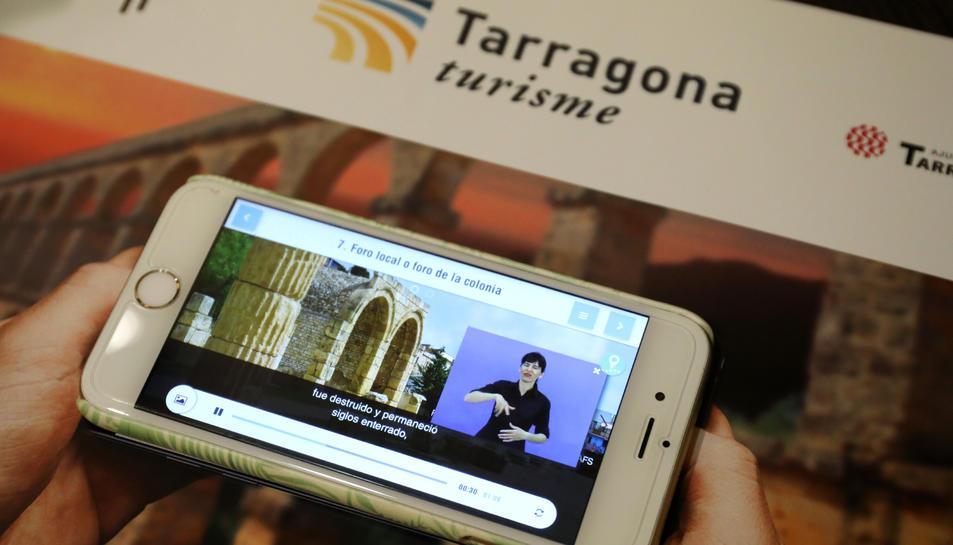 L'aplicació serà gratuïta pels usuaris, però també ho ha estat per l'Ajuntament de Tarragona.