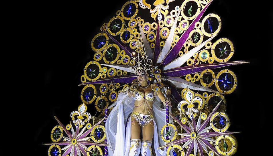 Imatge d'arxiu de la darrera gala de la Disfressa d'Or.