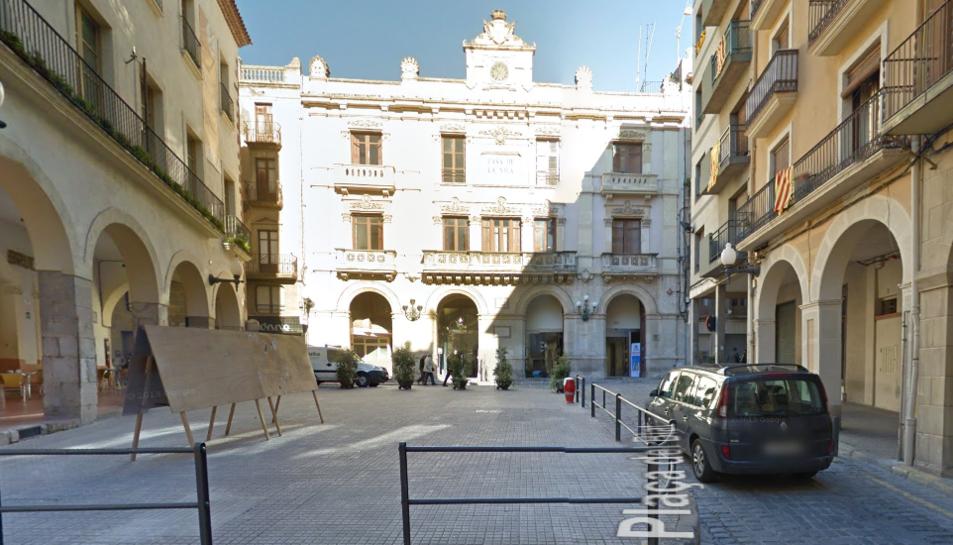 La recollida de bombetes led es farà a l'Ajuntament de Valls.