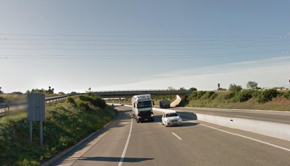 L'accident s'ha produït a la C-14, a Reus.