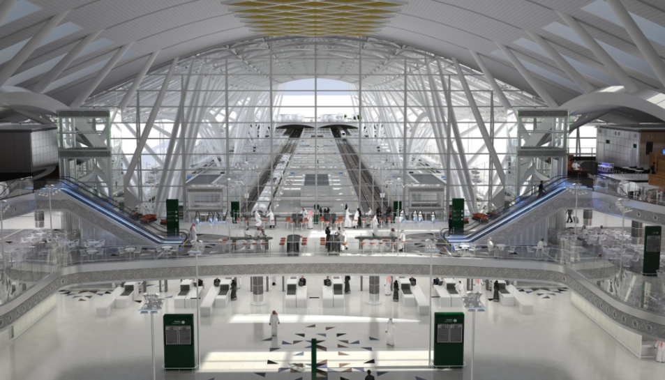 King Abdulaziz International Airport Jeddah, Aràbia Saudí