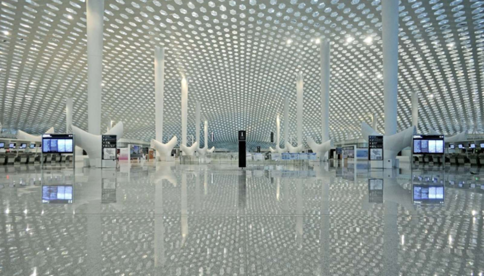 Shenzen Bao'an International Airport - China