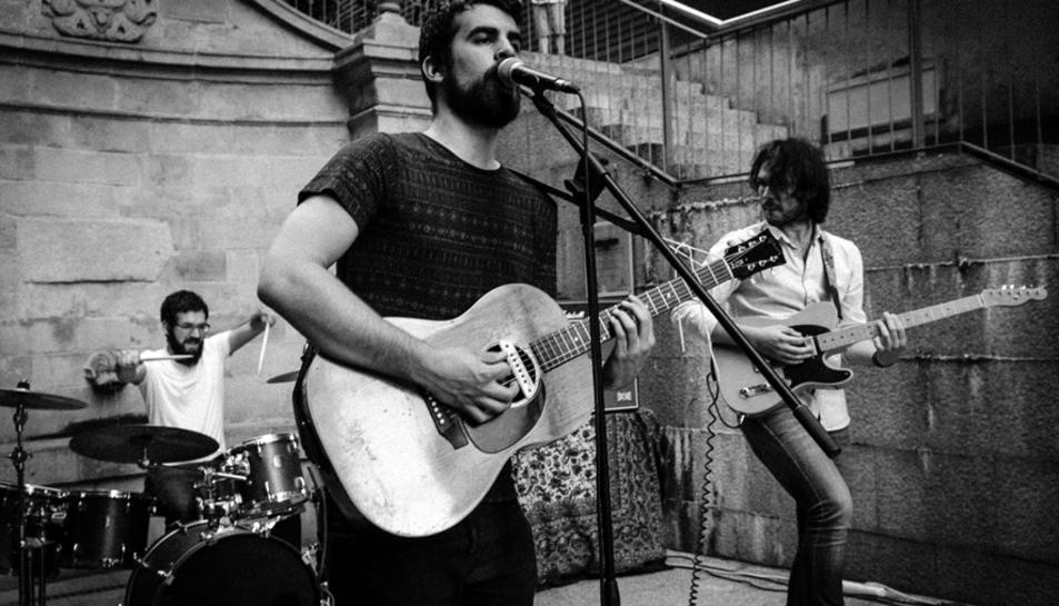 El grup Virgili & The Rivals actuarà el dia 11 de desembre a La Capsa de Música.