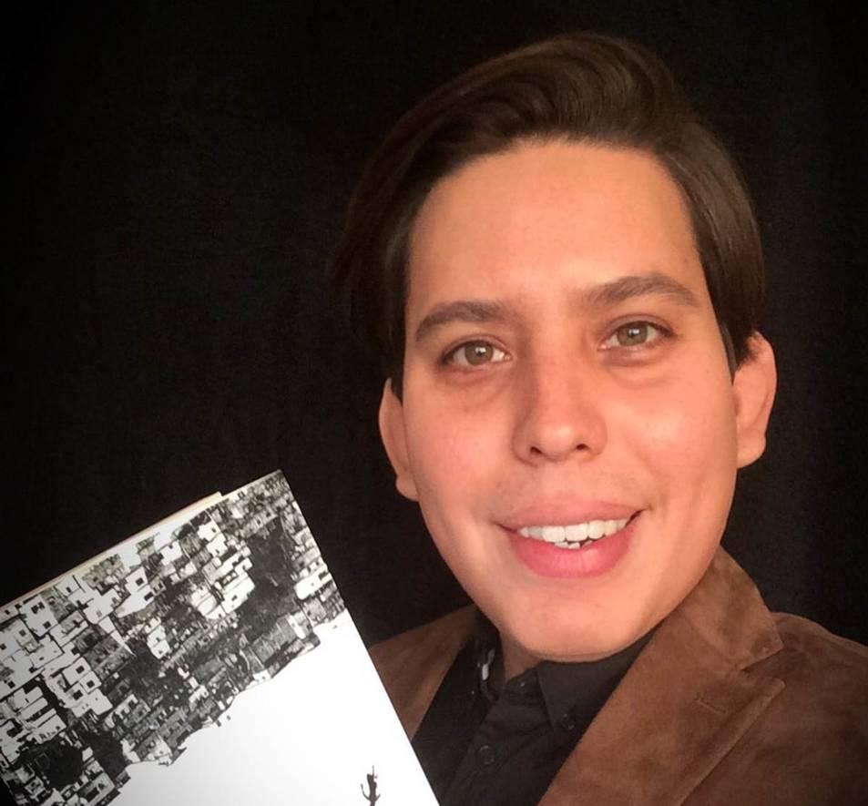 Humberto Balcázar narra el drama que viu el seu país.