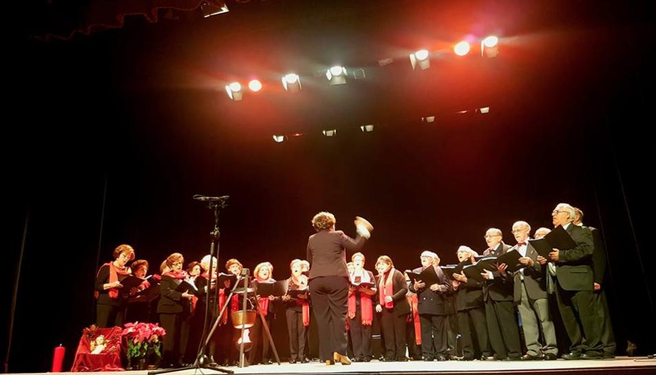 X Festival de Nadales de la Federació de Centres de Cases Regionals de Tarragona