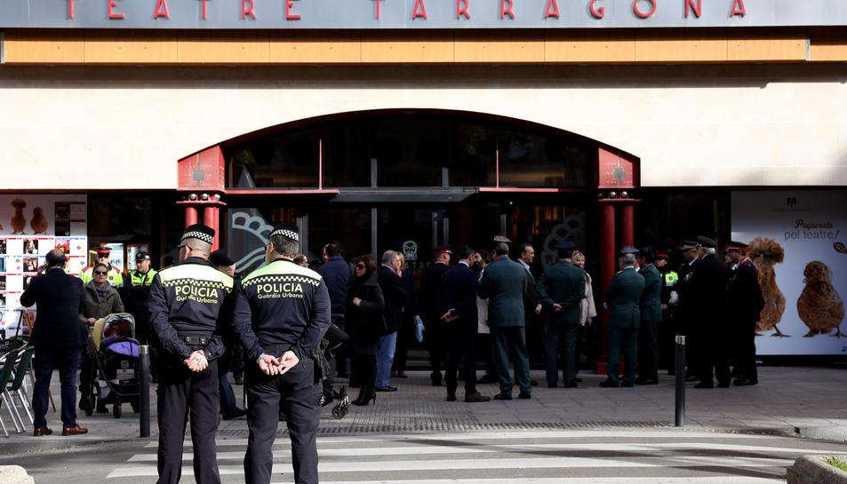 Festividad de la Guardia Urbana de Tarragona
