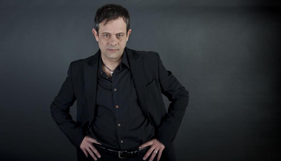 L'actor reusenc David Bagès.