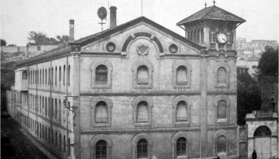 L'edifici de fabricació de licors de la Chartreuse és un dels exemples d'arquitectura industrial.