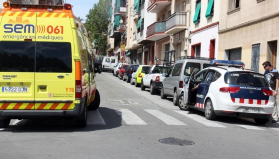 Els treballadors d'ambulàncies de l'Ebre i Tarragona no faran vaga després de la marxa enrere de l'empresa