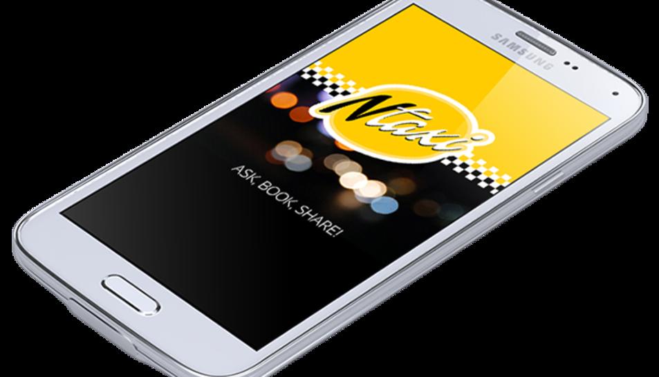 Els usuaris de l'aplicació podràn demanar un taxi sense trucar.