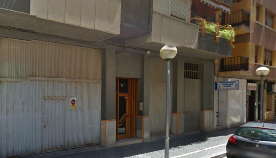 Els fets han succeït al número 18 del carrer Abat Llort.