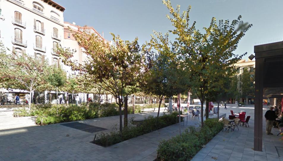 Les activitats es duran a terme a la plaça del Pati de Valls.