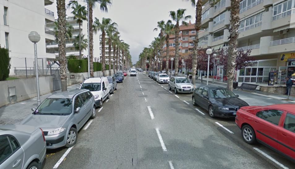 Els fets s'han produït en un habitatge del carrer Ciutat de Reus de Salou.