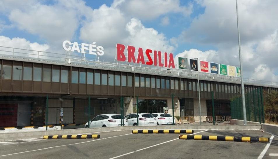 La planta industrial de Cafès Brasilia de Reus.