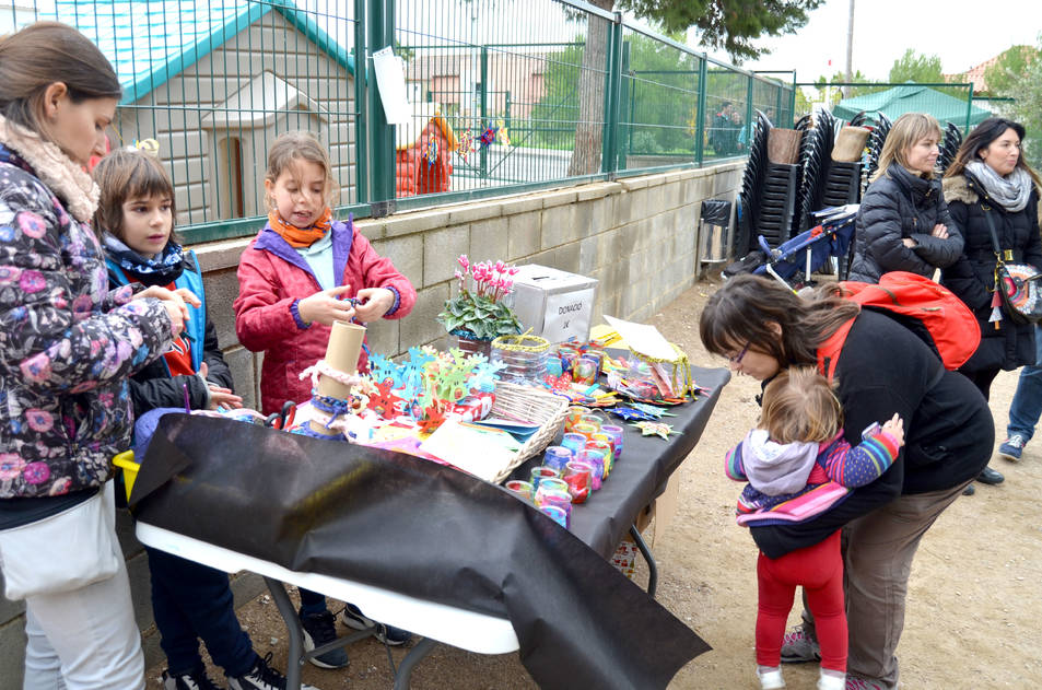 L'escola l'Arrabassada ha acollit diverses activitats