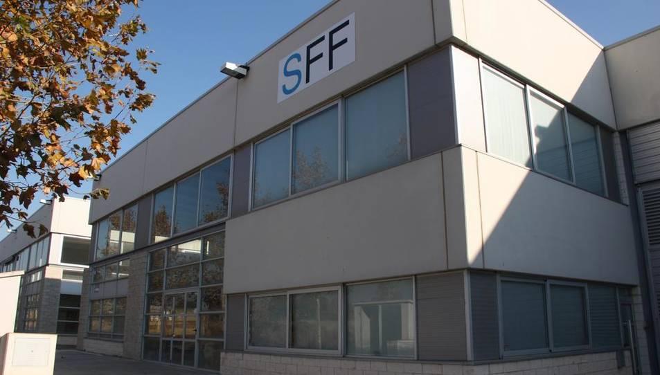 Una imatge d'arxiu la façana de les instal·lacions que van acollir Shirota Functional Foods.