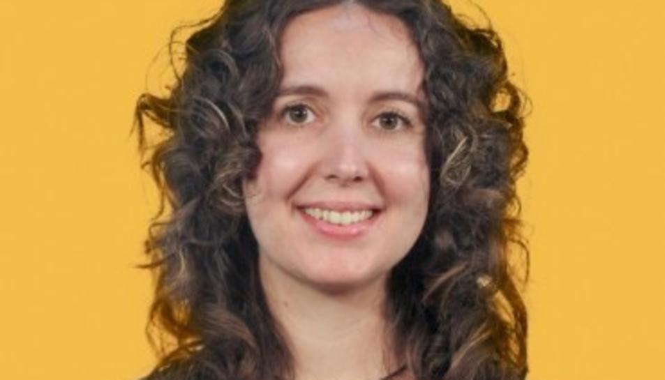 La regidora de l'Ajuntament de Valls Núria Gavarró.