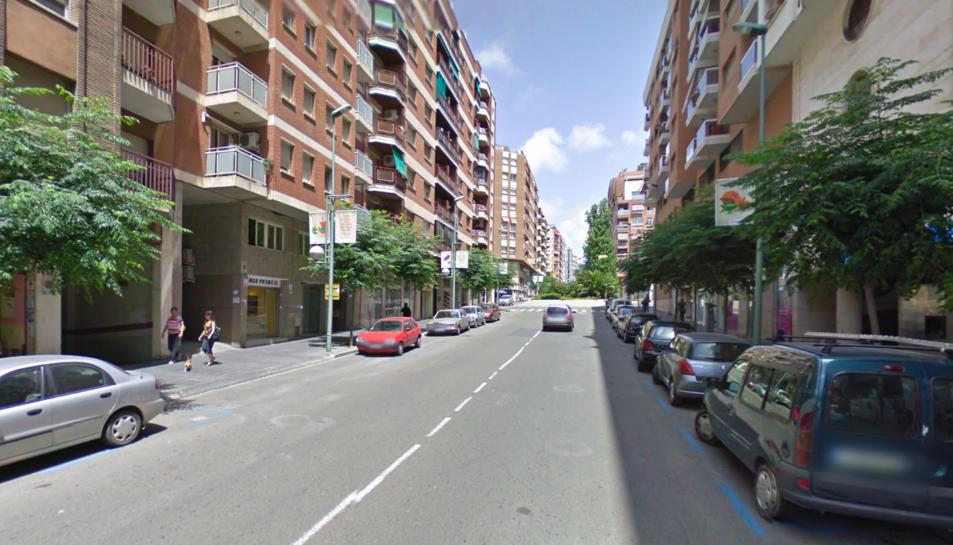 La baralla va tenir lloc al carrer Pere Martell.