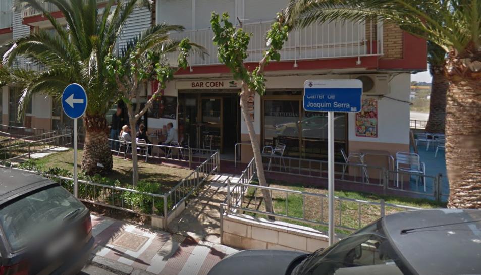 Els Mossos d'Esquadra estan investigant els fets succeïts al Bar Coen i al Babylon Café.