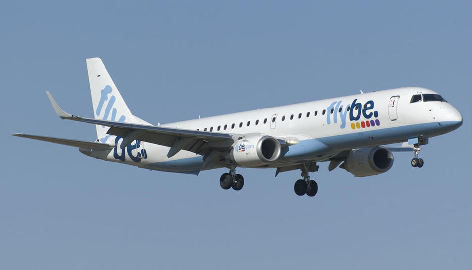 Flybe operarà una connexió regular entre l'Aeroport de Reus i l'Aeroport de Londres Southend.