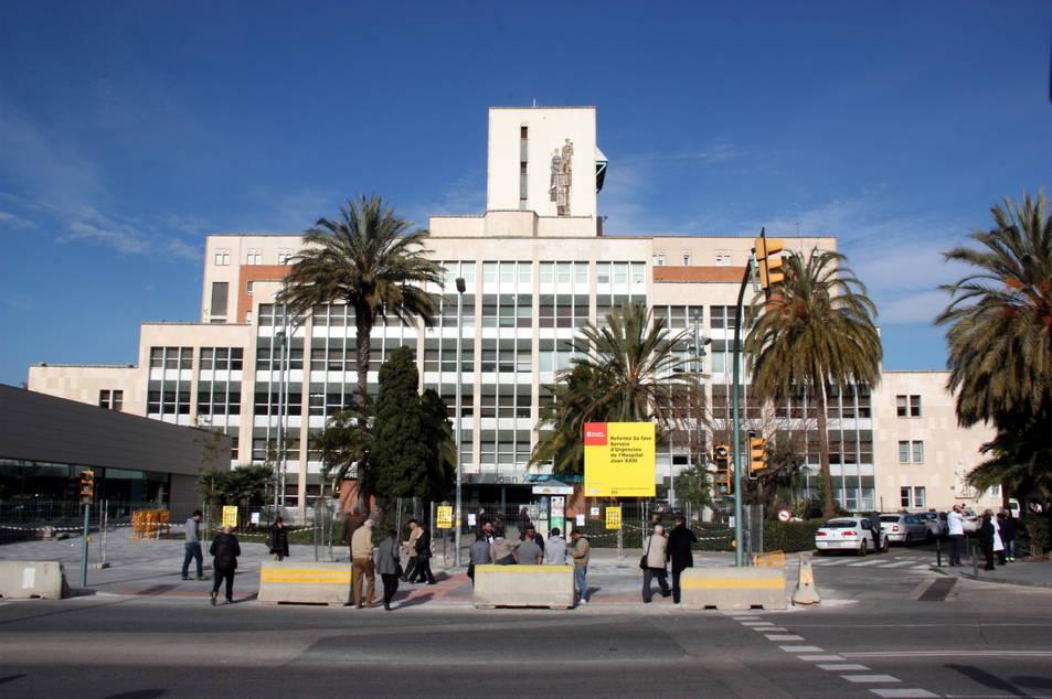 Imatge d'arxiu de l'Hospital Joan XXIII de Tarragona