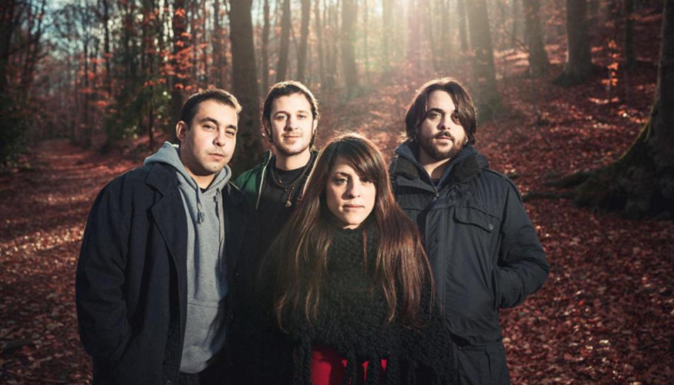 El grup callaos estrenarà properament el videoclip del seu nou single, 'Tu Boca'.