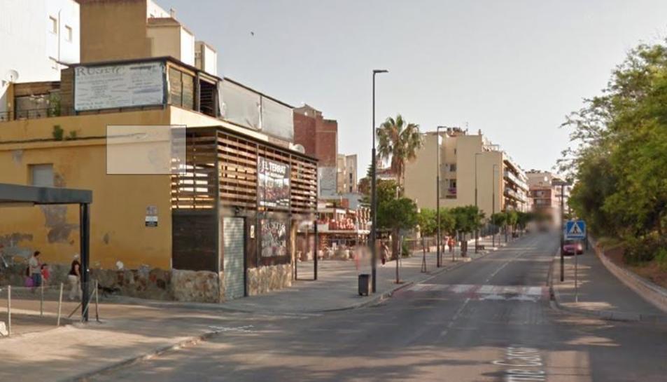 Els fets es van produir al carrer Jaume Carner del Vendrell.