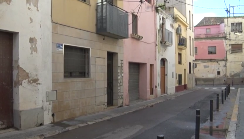 Els problemes amb els ocupes es concentren al número 10 del carrer Rabassaires.