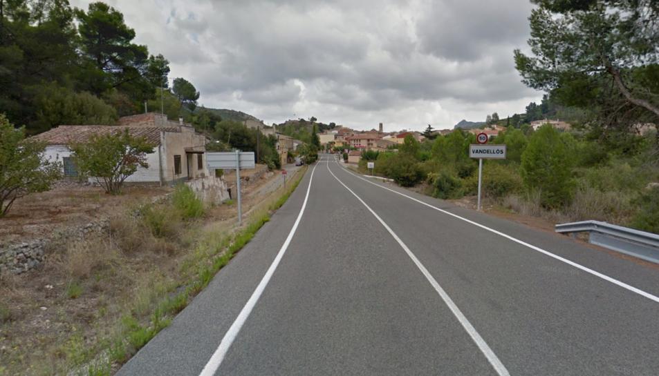 L'accident s'ha produït a Vandellòs i l'Hospitalet de l'Infant.