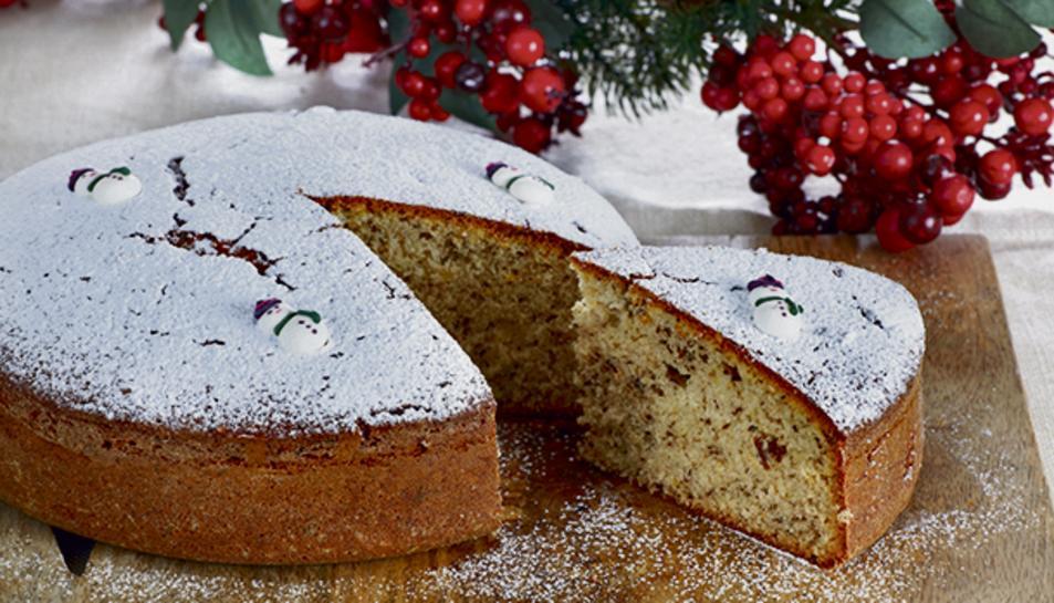 Els grecs mengen un pa que exteriorment sembla un pa de pessic anomenat vasilopita.