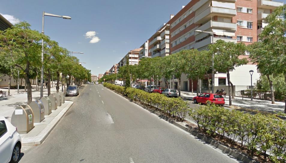 El tall de trànsit a l'avinguda dels Països Catalans es produirà del 2 al 5 de gener.