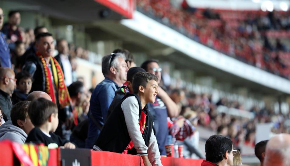 El club vol omplir al màxim el Nou Estadi.