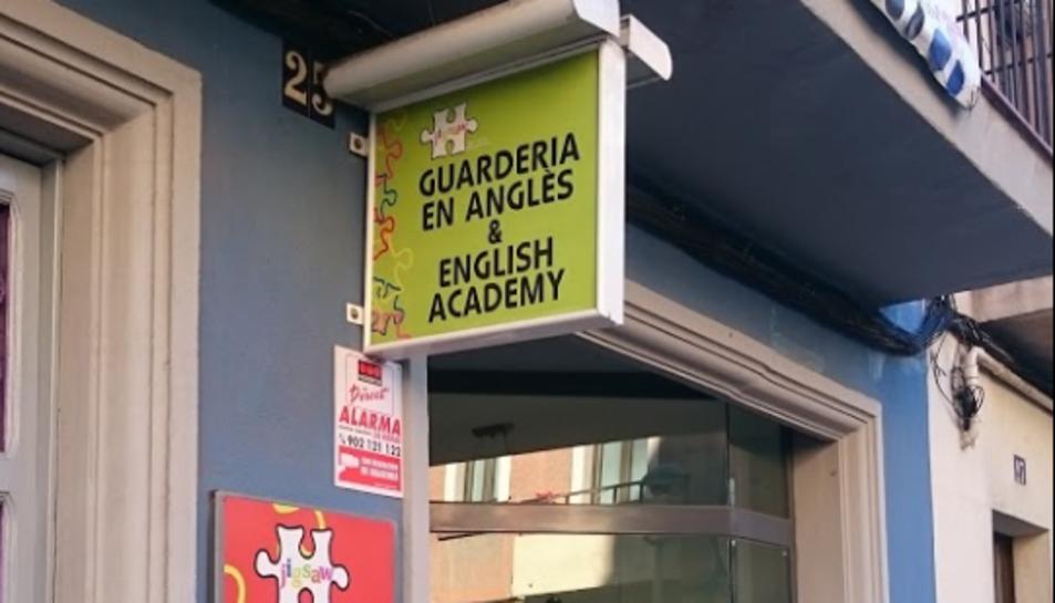 Imatge de les instal·lacions de Jigsaw situades a l'avinguda Maria Cristina de Tarragona.