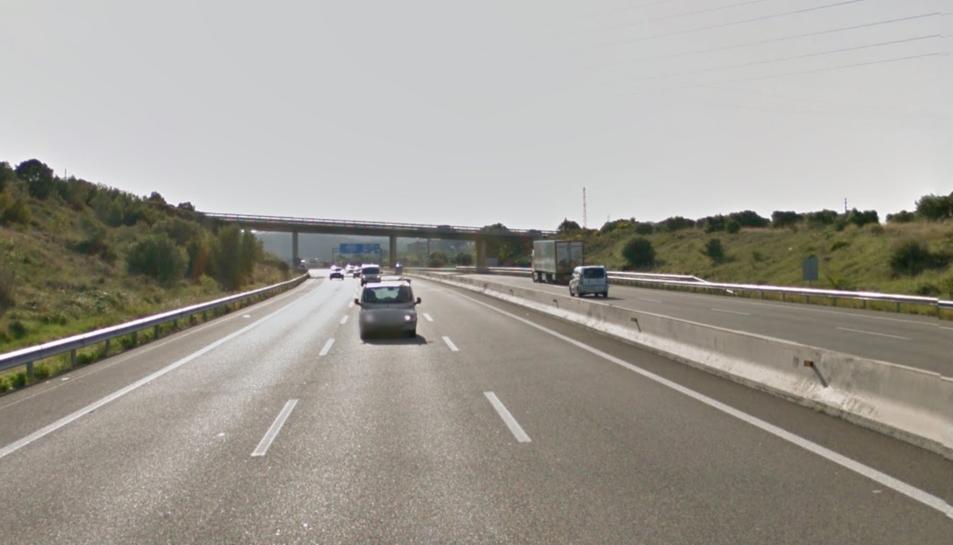 L'accident ha tingut lloc a l'AP-7, a l'alçada de Constantí.