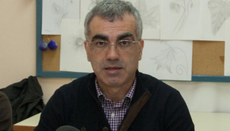 Imatge d'arxiu d'Andreu Martín.