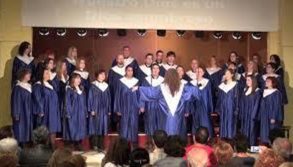 Reus acollirà un concert de Gospel per ajudar als refugiats.