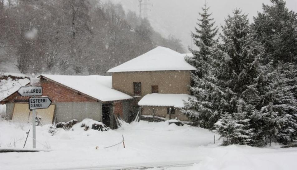 Nevarà en diversos punts de Catalunya.