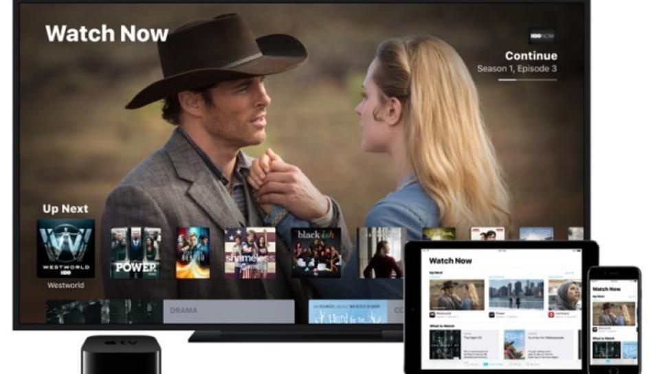 Apple vol competir amb operadores de TV amb continguts propis.