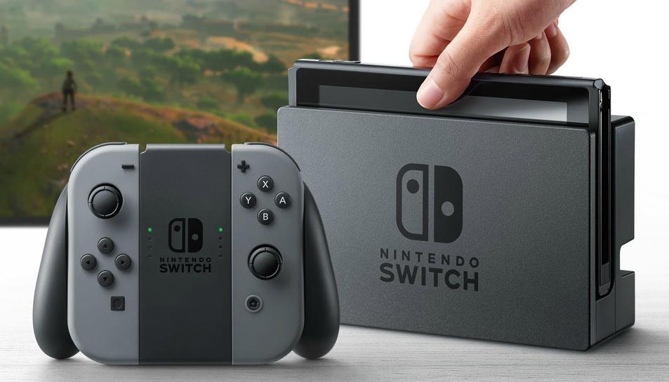 Imatge de la nova consola que apareixerà el pròxim mes de març al marcat.