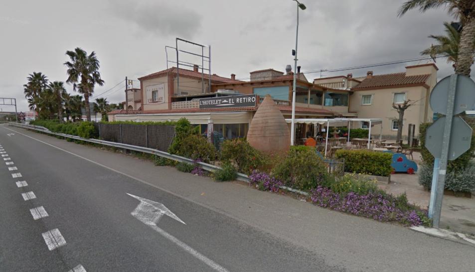 Els fets han ocorregut en un hotel situat en una sortida de l'A-7.