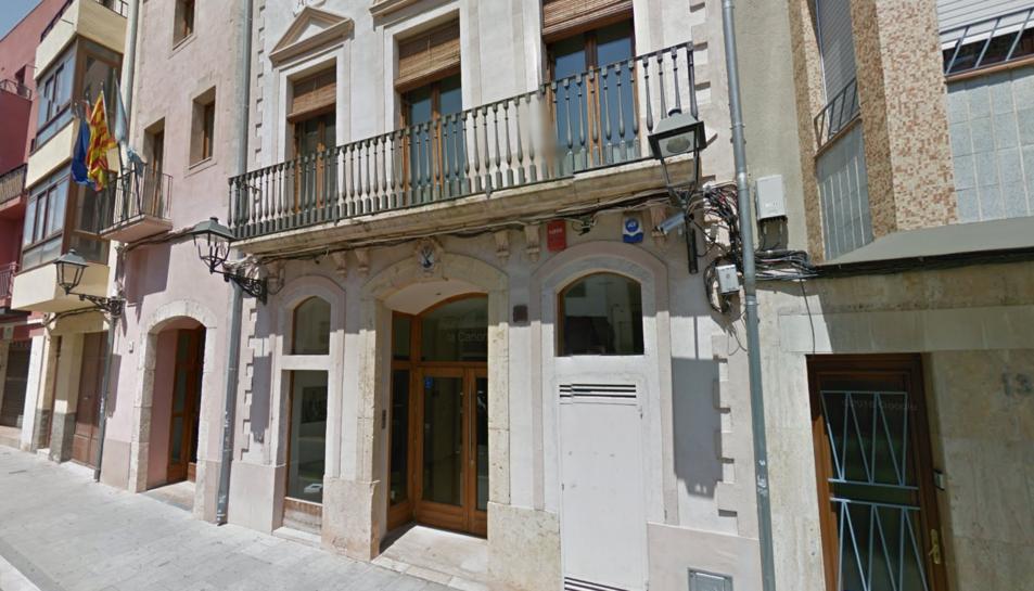 Imatge de l'Ajuntament de la Canonja.