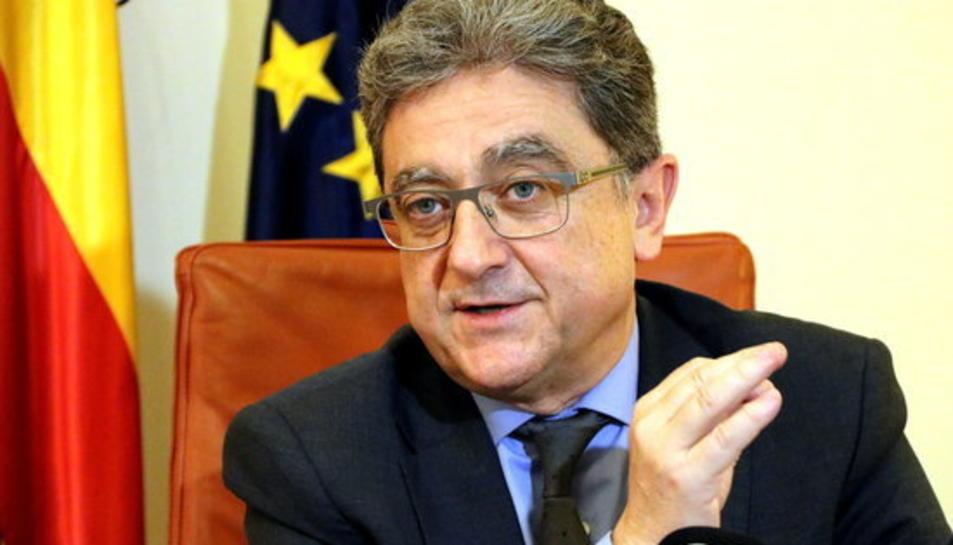 El delegat del govern espanyol a Catalunya, Enric Millo.