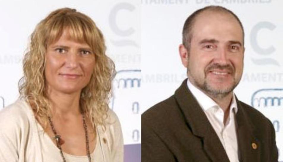 Masdeu i Clua deixaran de ser regidors a Cambrils.