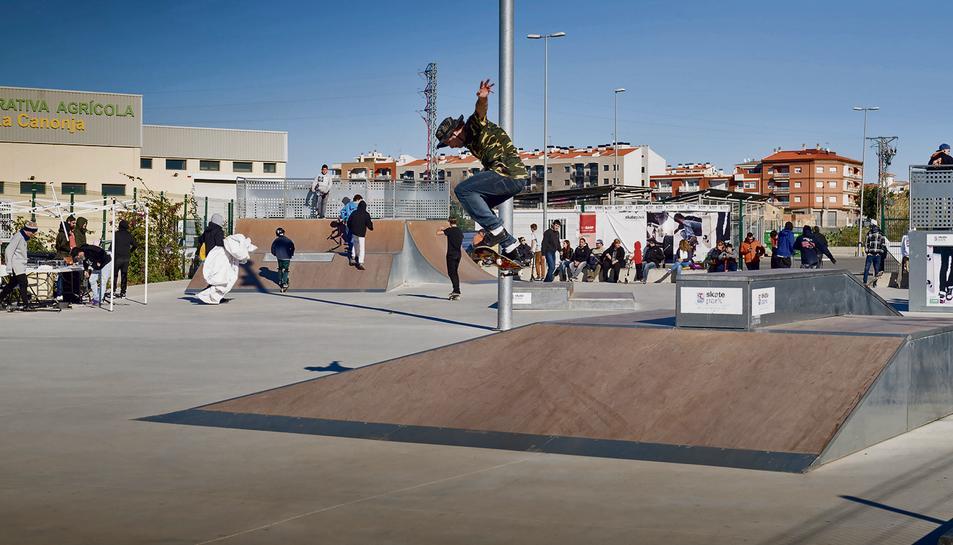 El Campionat d'Skate és un dels actes destacats.