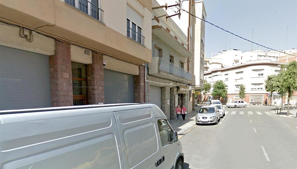 Imatge del carrer Wad-Ras de Reus