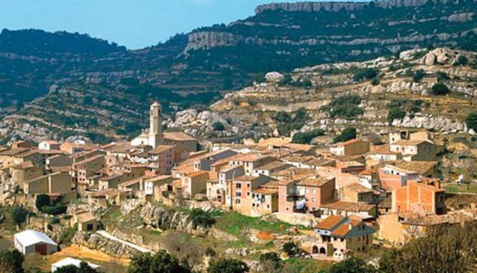 Un dels pobles afectats ha estat Vilanova de Prades.